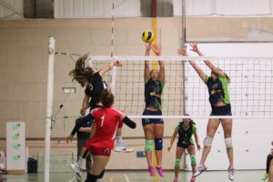 VOLLEY LATTES VS ROUBIA-2
